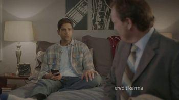 Credit Karma TV Spot, \'Validation from Dad\'