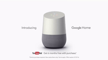 Google Home TV Spot, 'The Magic Word: YouTube Trial' - Thumbnail 6