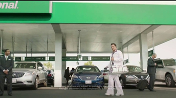 National Car Rental TV Spot, 'Suits Me' Featuring Patrick Warburton - Thumbnail 4