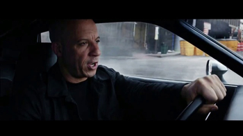 The Fate of the Furious - 5388 commercial airings