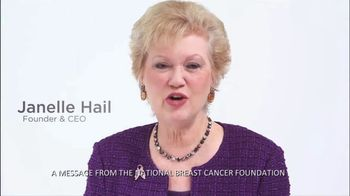 National Breast Cancer Foundation TV Spot, 'Early Detection Saved My Life'