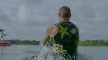 Rockstar Energy TV Spot, 'Wakeboarding' - Thumbnail 1