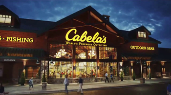 Cabela's Christmas Sale TV Spot, 'Save on Outdoor Gear!' - Thumbnail 7