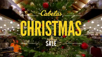 Cabela's Christmas Sale TV Spot, 'Save on Outdoor Gear!' - Thumbnail 3