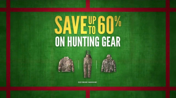 Cabela's Christmas Sale TV Spot, 'Save on Outdoor Gear!' - Thumbnail 4