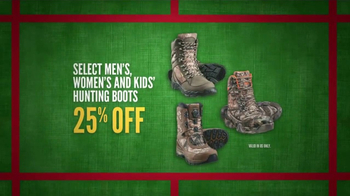 Cabela's Christmas Sale TV Spot, 'Save on Outdoor Gear!' - Thumbnail 5