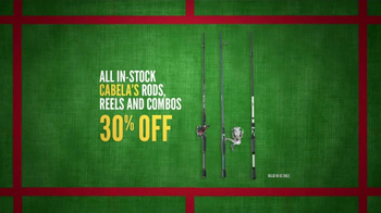 Cabela's Christmas Sale TV Spot, 'Save on Outdoor Gear!'