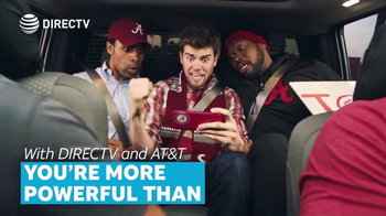 DIRECTV and AT&T TV Spot, 'Tailgate'