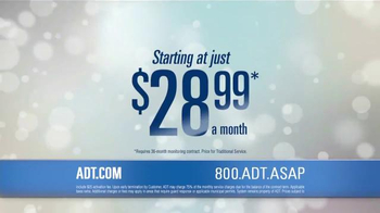 ADT TV Spot, 'Protect Yourself This Holiday Season' - Thumbnail 6