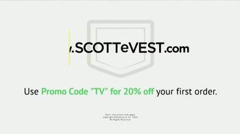 SCOTTeVEST TV Spot, 'Hidden Pockets' - Thumbnail 9