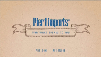 Pier 1 Imports TV Spot, 'Gifting With A Smile' - Thumbnail 9