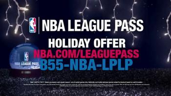 NBA League Pass TV Spot, 'Holiday Season' - Thumbnail 5