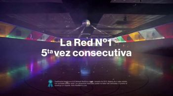 Verizon TV Spot, 'Una mejor red explicada por otra gran victoria' [Spanish] - 636 commercial airings