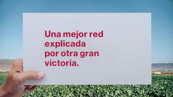 Verizon TV Spot, 'Una mejor red explicada por otra gran victoria' [Spanish] - Thumbnail 1
