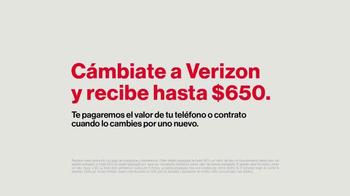 Verizon TV Spot, 'Una mejor red explicada por otra gran victoria' [Spanish] - Thumbnail 10