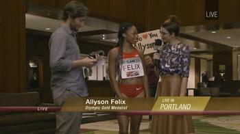 IAAF TV Spot, 'World Indoor Championships: Portland 2016' Ft. Allyson Felix - Thumbnail 5