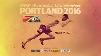 IAAF TV Spot, 'World Indoor Championships: Portland 2016' Ft. Allyson Felix - Thumbnail 8
