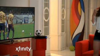 XFINITY TV Spot, 'Free Kick o Tiro Libre' con Maity Interiano [Spanish] - Thumbnail 1