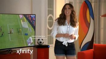 XFINITY TV Spot, 'Free Kick o Tiro Libre' con Maity Interiano [Spanish] - Thumbnail 2