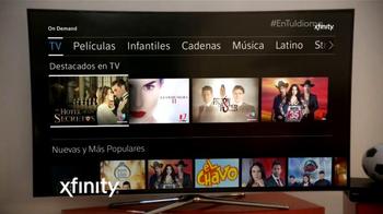 XFINITY TV Spot, 'Free Kick o Tiro Libre' con Maity Interiano [Spanish] - Thumbnail 9