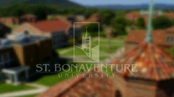 St. Bonaventure University TV Spot, 'Believe' - Thumbnail 8