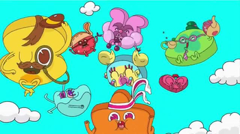 Lucky Charms TV Spot, 'Pool Party' - Thumbnail 5