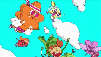 Lucky Charms TV Spot, 'Pool Party' - Thumbnail 7