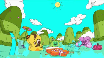 Lucky Charms TV Spot, 'Pool Party' - Thumbnail 8