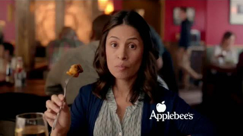 Applebee's Bourbon Street Chicken & Shrimp TV Spot, 'Sentir así' [Spanish] - Thumbnail 1