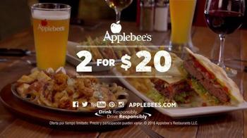 Applebee's Bourbon Street Chicken & Shrimp TV Spot, 'Sentir así' [Spanish] - Thumbnail 10