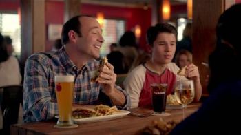 Applebee's Bourbon Street Chicken & Shrimp TV Spot, 'Sentir así' [Spanish] - Thumbnail 8