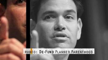 NARAL Pro-Choice America TV Spot, 'Marco Rubio' - Thumbnail 3