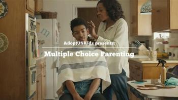 Adopt US Kids TV Spot, 'Haircut' - Thumbnail 1