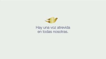 Dove Hair Care Regenerative Nourishment TV Spot, 'Atrevida' [Spanish] - Thumbnail 1