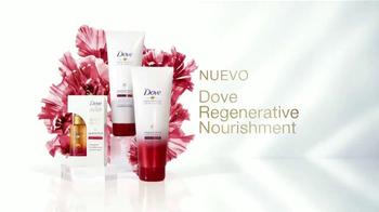 Dove Hair Care Regenerative Nourishment TV Spot, 'Atrevida' [Spanish] - Thumbnail 7