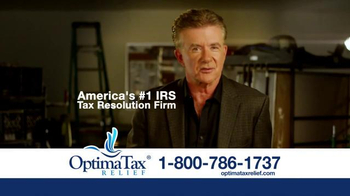 Optima Tax Relief TV Spot, 'Election Time'