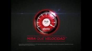 XFINITY X1 Triple Play TV Spot, 'Velocidad' [Spanish] - Thumbnail 6