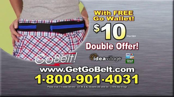 Go Belt TV Spot, 'Secure and Easy' - Thumbnail 10