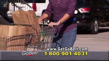 Go Belt TV Spot, 'Secure and Easy' - Thumbnail 9