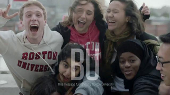 Boston University TV Spot, 'BE: How to Be Yourself in the Heart of Boston' - Thumbnail 9