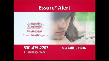 Gold Shield Group TV Spot, 'Essure Alert' - Thumbnail 4