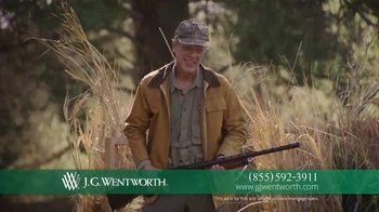 J.G. Wentworth TV Spot, 'Hunting' - Thumbnail 2