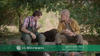 J.G. Wentworth TV Spot, 'Hunting' - Thumbnail 4