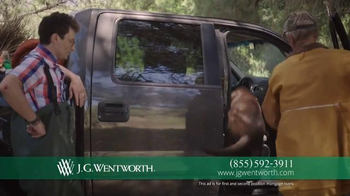 J.G. Wentworth TV Spot, 'Hunting' - Thumbnail 5