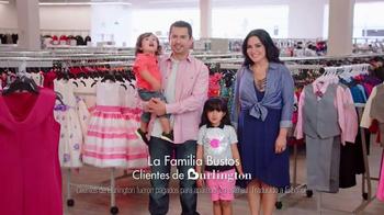 Burlington Coat Factory TV Spot, 'La Familia Bustos' [Spanish] - Thumbnail 1