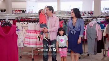 Burlington Coat Factory TV Spot, 'La Familia Bustos' [Spanish] - Thumbnail 2