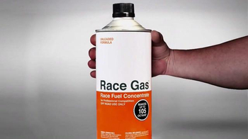 Race Gas TV Spot, 'More Muscle Power' - Thumbnail 2