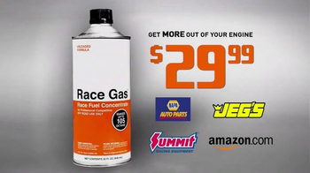 Race Gas TV Spot, 'More Muscle Power' - Thumbnail 6