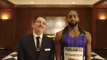 IAAF TV Spot, 'World Indoor Championships: Portland 2016- Sponge'