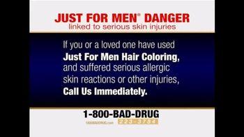 Pulaski & Middleman TV Spot, 'Just For Men Hair Color Alert'